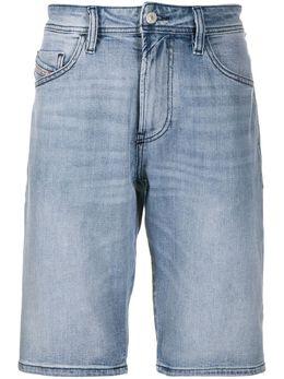 Diesel джинсовые шорты кроя слим 00SD3U0JAXG