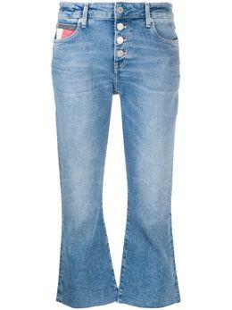 Tommy Jeans расклешенные джинсы Katie средней посадки DW0DW08134