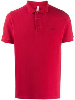 Sun 68 рубашка поло с короткими рукавами A30101