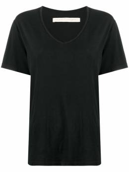 Raquel Allegra футболка свободного кроя Y011754
