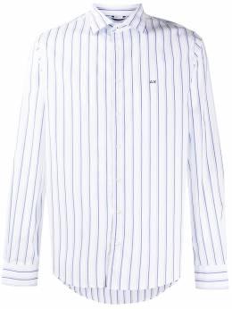 Sun 68 рубашка в тонкую полоску S30108