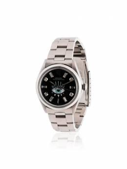 Jacquie Aiche кастомизированные наручные часы Rolex Oyster Perpetual 34 мм JABR068