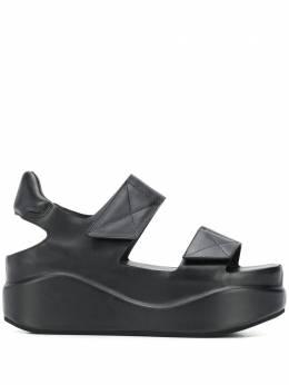 Del Carlo сандалии на платформе 10751FLEX