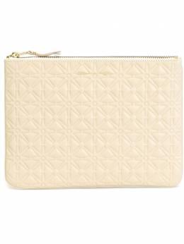 Comme Des Garcons Wallet клатч на молнии SA510EA
