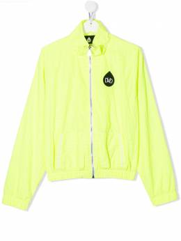 Natasha Zinko Kids спортивная куртка из коллаборации с DUO Ltd DUO50878IYT