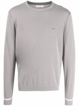 Sun 68 свитер с контрастными полосками K30111