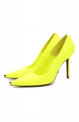 Кожаные туфли Vetements SS20HE009 2414/W