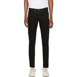 Frame Black LHomme Slim Jeans LMH795