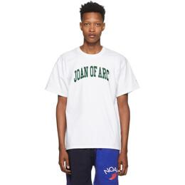 Noah Nyc White Joan Of Arc T-Shirt T6SS20