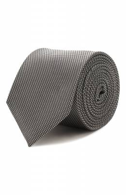 Шелковый галстук Boss by Hugo Boss 50434789