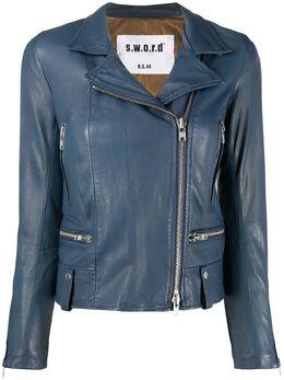 S.w.o.r.d 6.6.44 байкерская куртка 9170