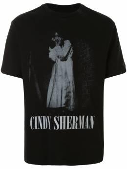 Undercover футболка Cindy Sherman с круглым вырезом UCY3817