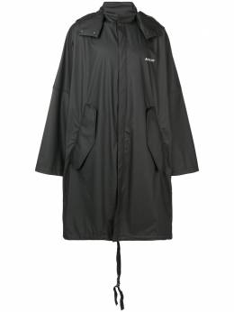 Ambush пальто на молнии с капюшоном AMBOT164