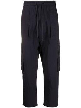 Juun.J брюки карго прямого кроя JC0321P42