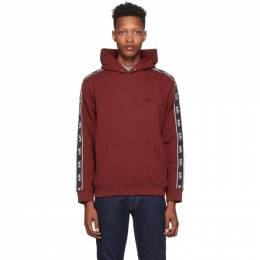 Coach 1941 Red Logo Tape Hoodie 79518PX1