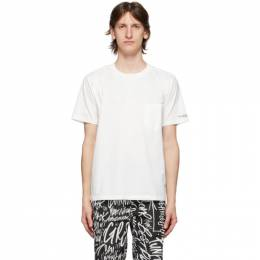 Takahiromiyashita The Soloist White Dont T-Shirt sc.0063SS20