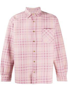 Noon Goons джинсовая рубашка на кнопках NGSS20040