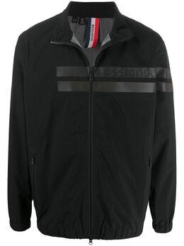 Rossignol куртка в полоску на молнии RLIML38
