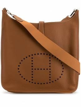 Hermes сумка на плечо Evelyne GM RBSQUAREJ