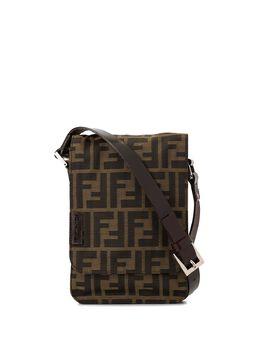 Fendi Pre-Owned сумка через плечо с узором Zucca 062116071002