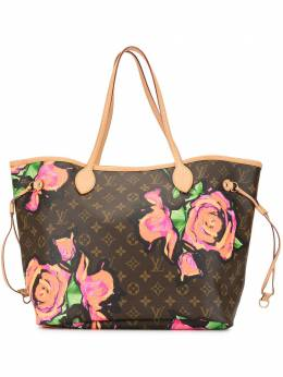 Louis Vuitton сумка-тоут Neverfull MM 2009-го года pre-owned M48613