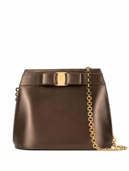 Salvatore Ferragamo Pre-Owned сумка на плечо Vara Bow AD214182