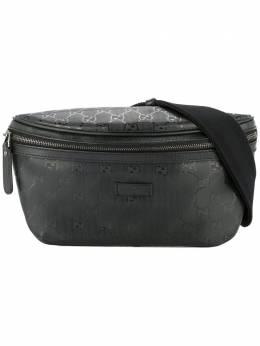 Gucci Pre-Owned поясная сумка 'GG' 233269520981