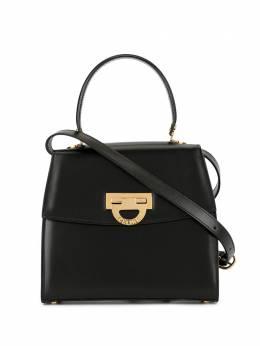Celine Pre-Owned сумка с верхней ручкой и ремнем F04