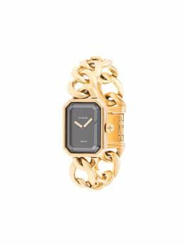 Chanel Pre-Owned наручные часы Premiere с цепочкой GX03986