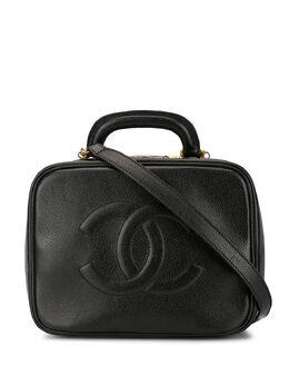 Chanel Pre-Owned косметичка 1998-го года с логотипом CC 5066247