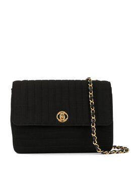 Chanel Pre-Owned сумка через плечо Mademoiselle 1990-х годов 0911996