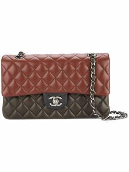Chanel Pre-Owned стеганая сумка с цепочкой 18268311