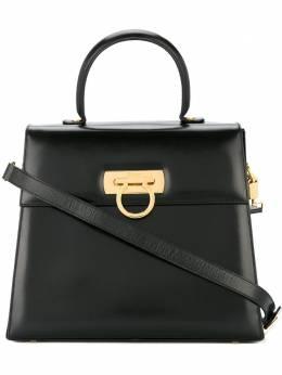 Salvatore Ferragamo Pre-Owned сумка 2-в-1 'Gancini' E210536