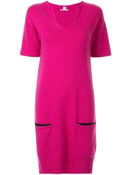 Hermes платье с короткими рукавами pre-owned 567702