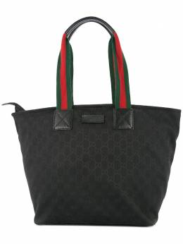 Gucci Pre-Owned сумка-тоут 'Shelly Line' 131231486628