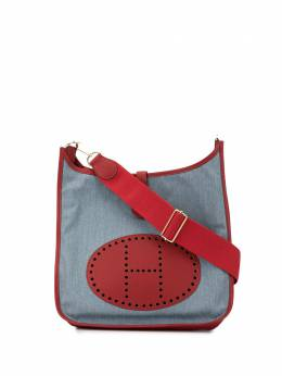 Hermes сумка на плечо Evelyne GM SQUARET