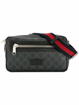 Gucci Pre-Owned поясная сумка 'Shelly Line' 47429320047