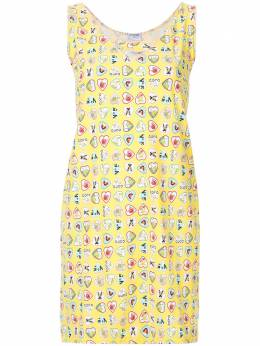Chanel Pre-Owned платье мини с принтом M4364