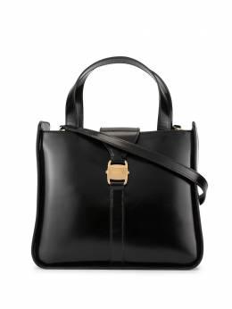 Salvatore Ferragamo Pre-Owned сумка Vara Bow с ручкой и ремнем EE210239