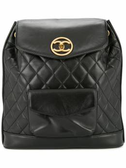 Chanel Pre-Owned рюкзак с цепочкой 2304652