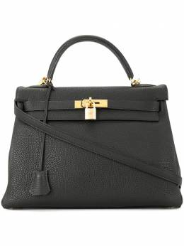 Hermes сумка Kelly 32 pre-owned SQUAREE