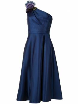 Marchesa Notte платье на одно плечо N38M1947