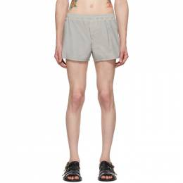 Haider Ackermann Grey Boxer Shorts 203-1428-123-070