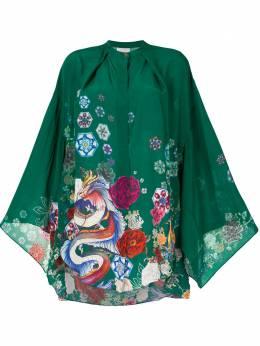 Camilla блузка с рукавами-кимоно 00003111