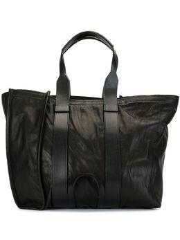 Discord Yohji Yamamoto шестиугольная сумка-тоут DHI40726