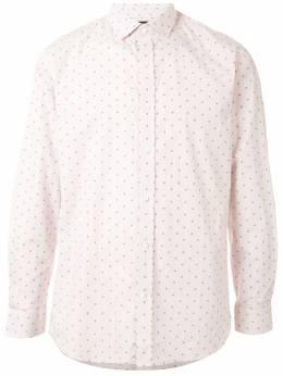 Kent & Curwen рубашка в мелкую точку K3365F048075