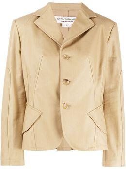 Junya Watanabe однобортный пиджак JEJ023S20