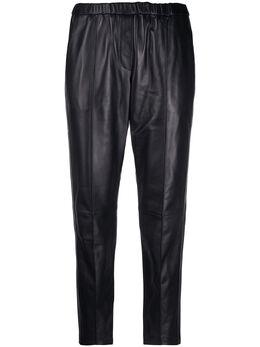 Yves Salomon укороченные брюки 20EYP247XXAPME