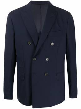 Eleventy двубортный пиджак Gia A75GIAA03TES0A132