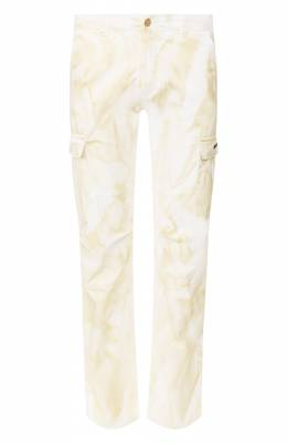Хлопковые брюки-карго Nasaseasons P006C/DUST DYE